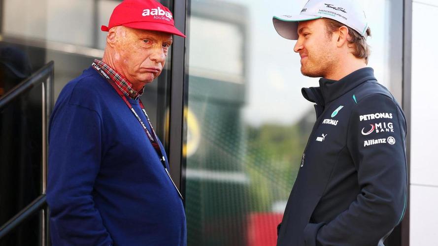 Lauda confirms Rosberg staying at Mercedes