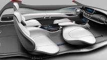 Mercedes-Benz G-Code concept