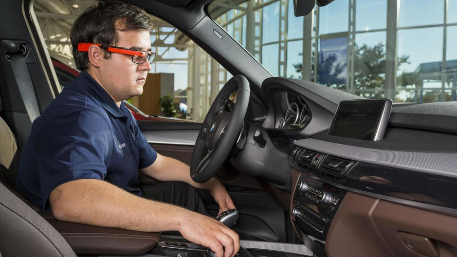 BMW aims to improve vehicle quality with Google Glass