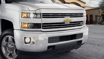 2015 Chevrolet Silverado Custom Sport HD