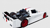 Fahlke Larea GT1 S12 is a German 1242 HP road-legal racer
