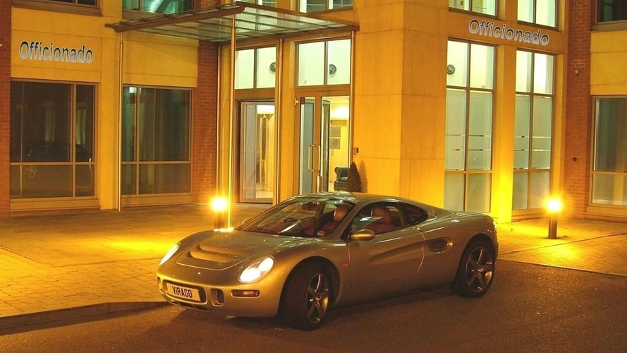 Virago Coupé To Be Shown At Top Marques Monaco