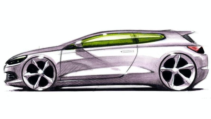 VW Scirocco To Transform Into Sporty EV Coupe