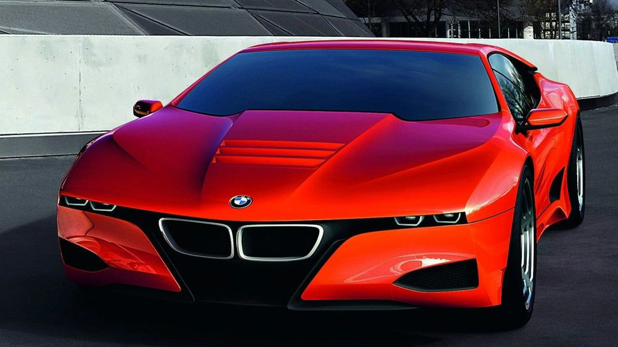 BMW M1 Homage Beauty Footage