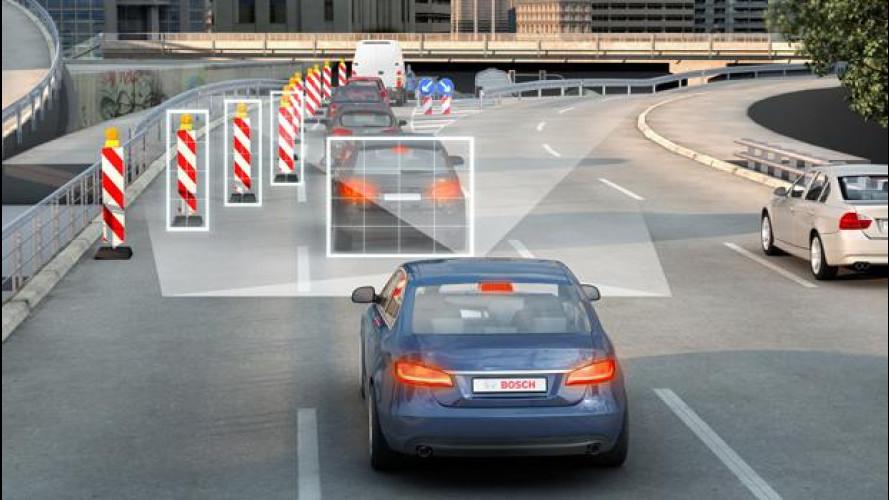 Bosch lancia la telecamera stereoscopica: due occhi per una completa visione