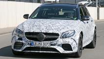 2018 Mercedes-AMG E63 Estate spy photo