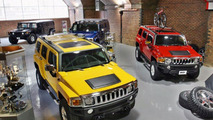 Right-Hand-Drive Hummer H3