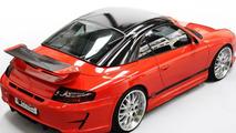 Prior Design PD3 aero kit for (996/997) Porsche 911 – 11.11.2011