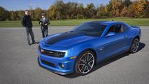 Chevrolet Camaro Hot Wheels Edition announced [video]