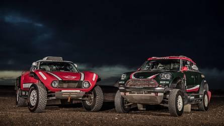 Un Buggy Mini pour le Dakar 2018