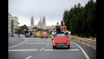 Citroen 2CV, il raduno mondiale 2017 in Portogallo