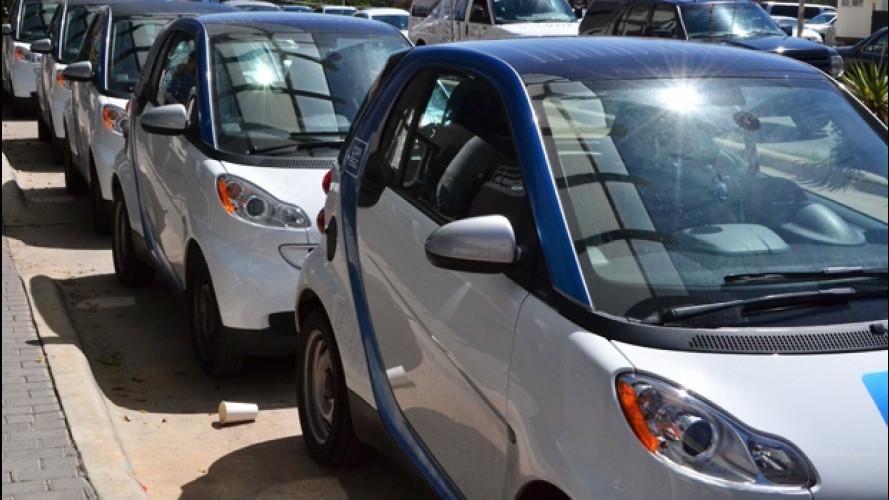 Car sharing aziendale, ecco come funziona