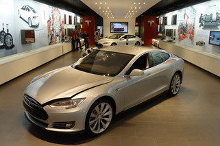 Tesla Banned From Selling Cars Directly in New Jersey