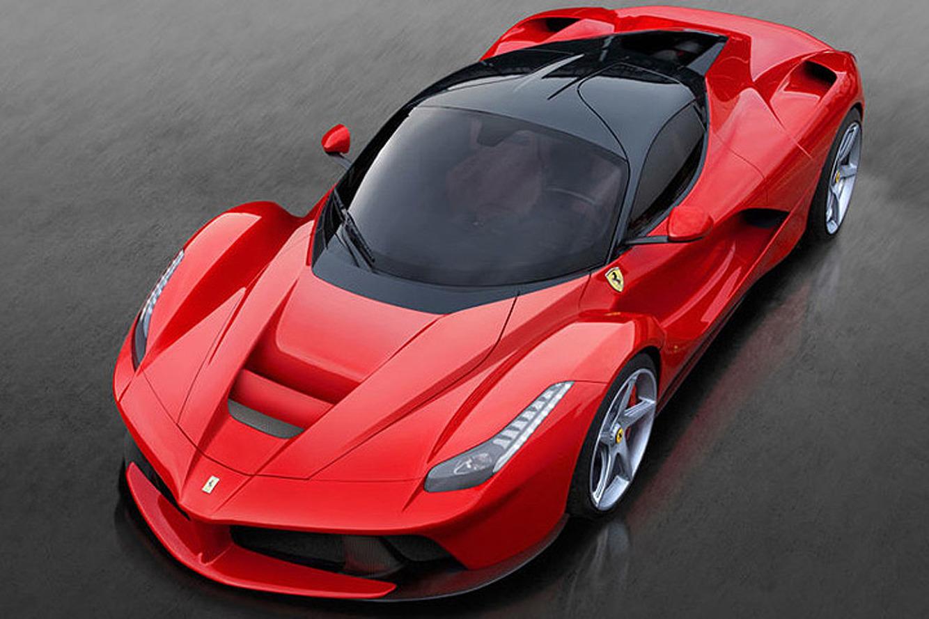 Ferrari - Une 500ème LaFerrari pour les victimes du tremblement de terre