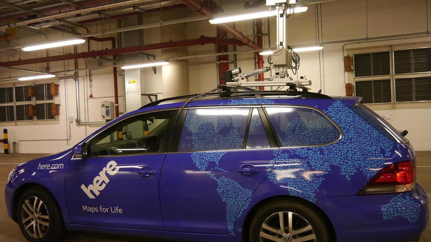 Mercedes-Benz, BMW and Audi very close to jointly buy Nokia's HERE maps business