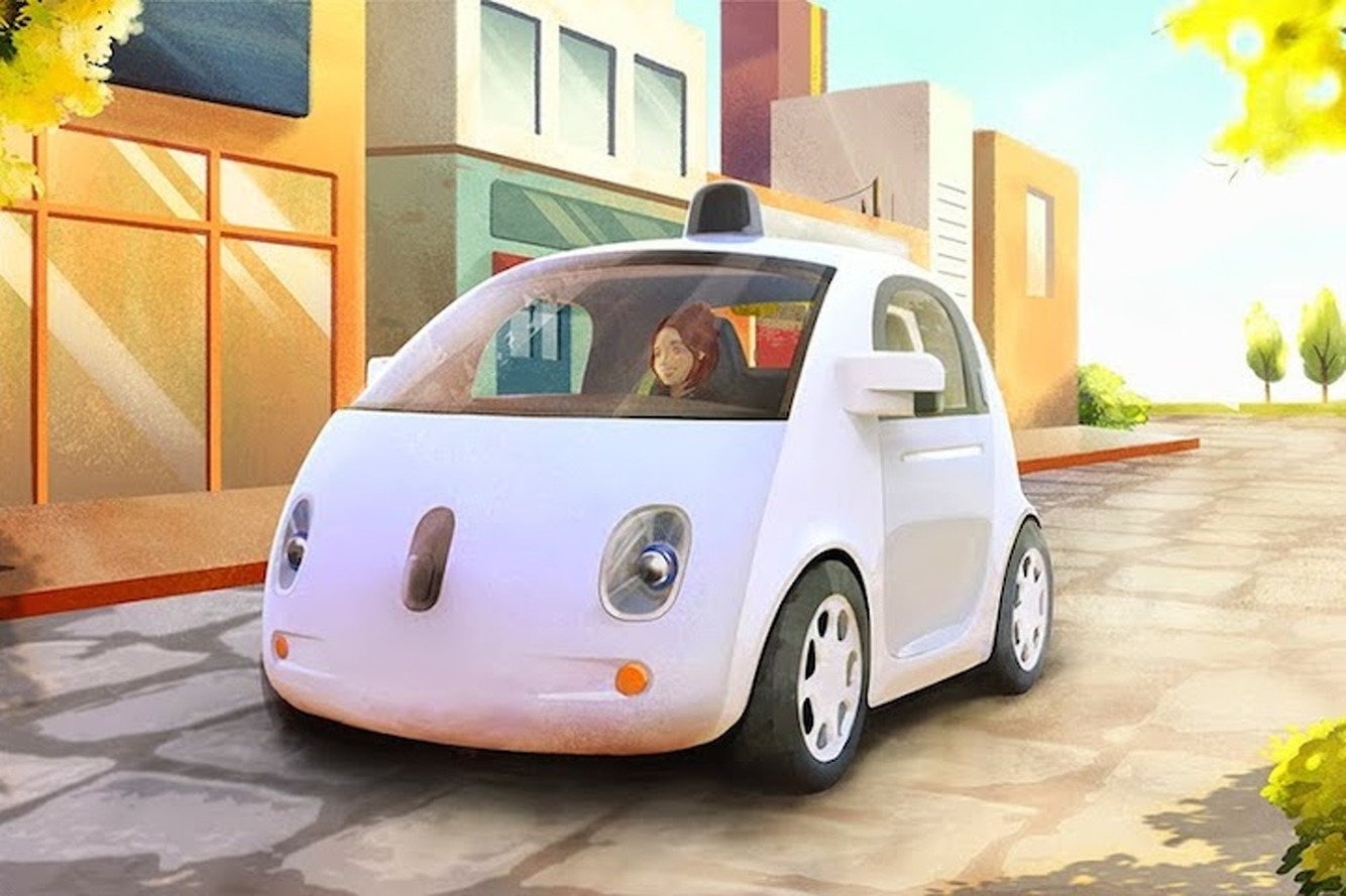 Google Unveils Self-Driving Car, with No Steering Wheel! [w/ video]
