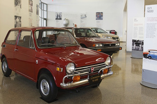 Add This to Your Bucket List: The Honda Museum in Ohio