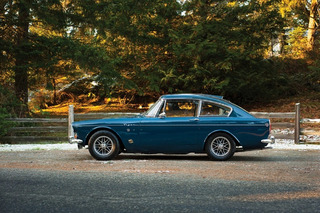 Gorgeous 1965 Sunbeam Tiger Up For Auction