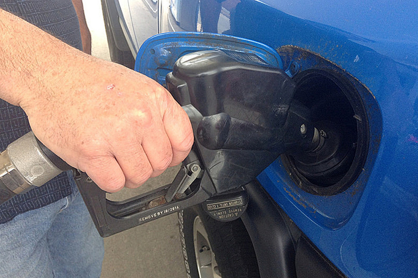 Why Gas Pumps Spread Disease More than Anything Else
