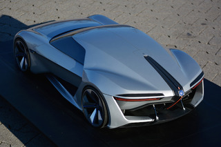 Stunning Volkswagen Sports Car Concept Wants Us to Look Towards the Future