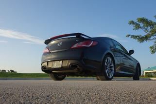 Hyundai Genesis Coupe 3.8 Track: The Best Affordable Sportscar in the Country