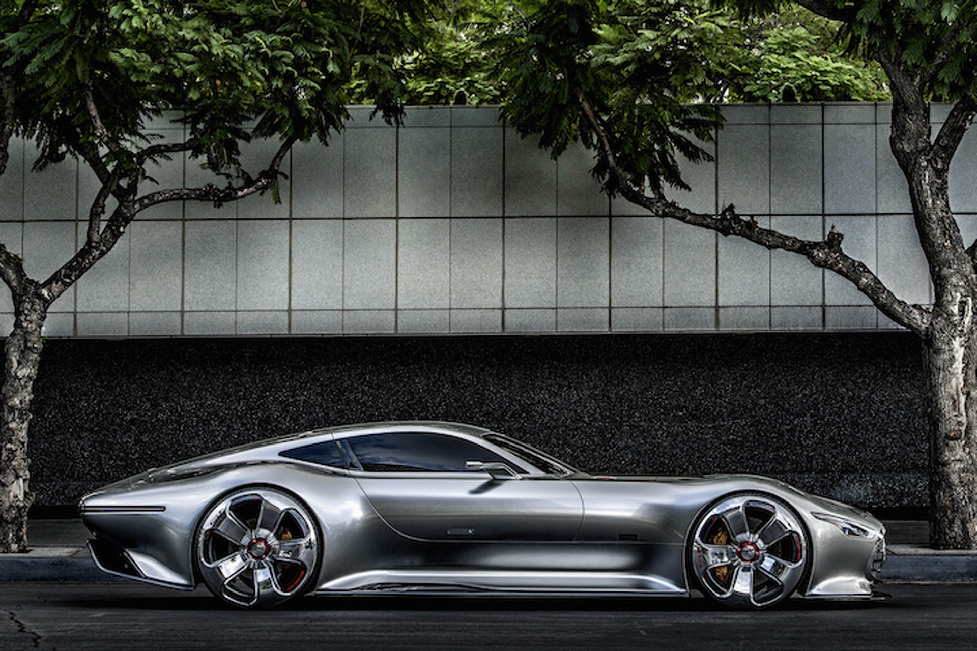 Mercedes Benz Working On Hp Hybrid Hypercar