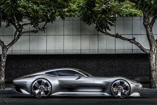 Is Mercedes-Benz Working on 1,300-HP Hybrid Hypercar?