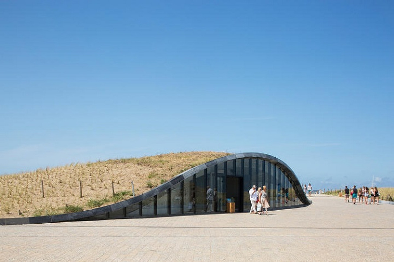The Most Beautiful Building in The Netherlands is...A Parking Garage?