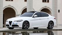 Alfa Romeo Giulia Essai