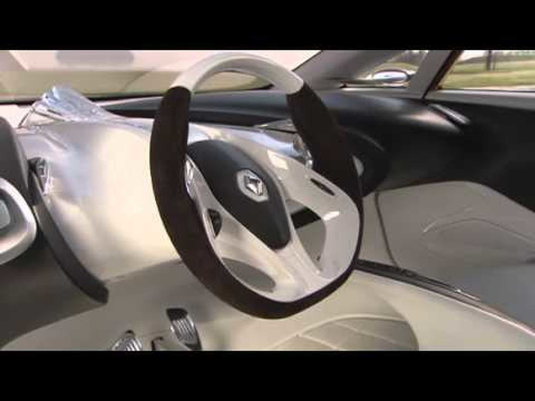 2011 Renault R-Space Concept Interior Static Shots