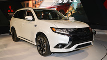 2017 Mitsubishi Outlander PHEV live in New York