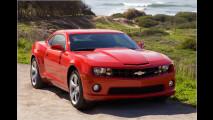 Chevrolet zeigt Muskeln