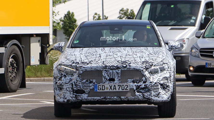 Mercedes GLA 2019 - Flagra
