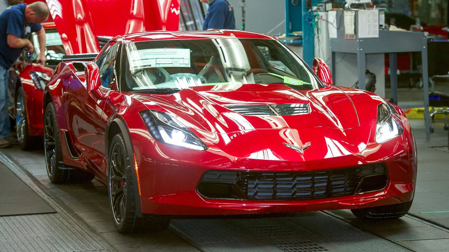 L'usine de la Corvette ferme... pour préparer la C8!