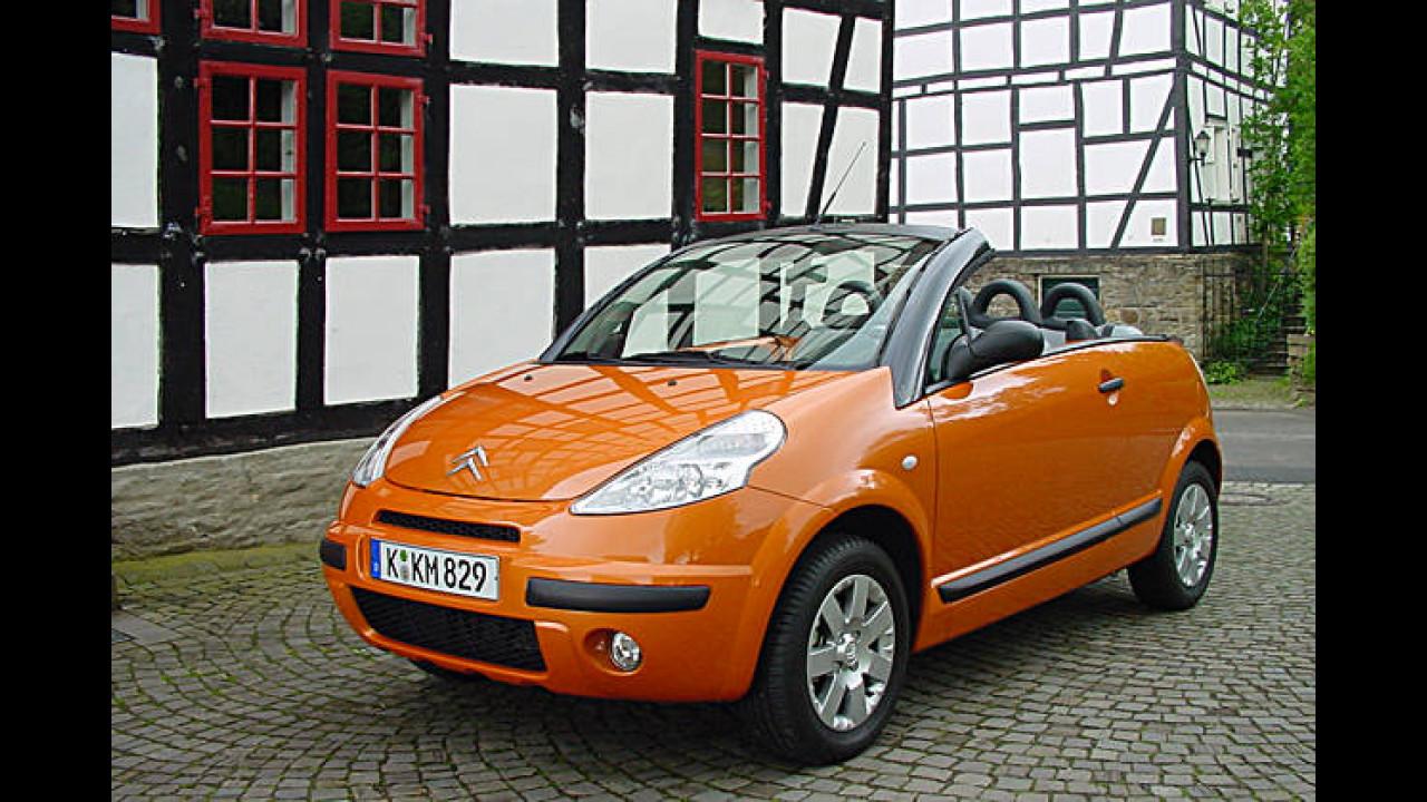Citroën C3 Pluriel 1.4 Style