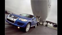 Touareg zieht Boeing
