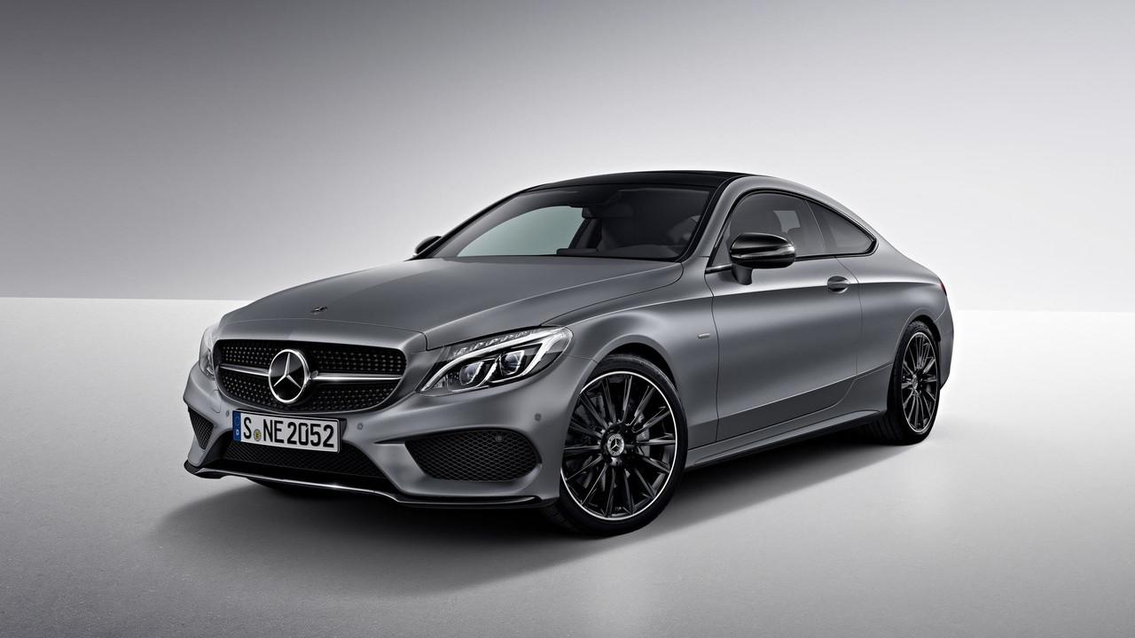 2017 Mercedes C-Class new versions