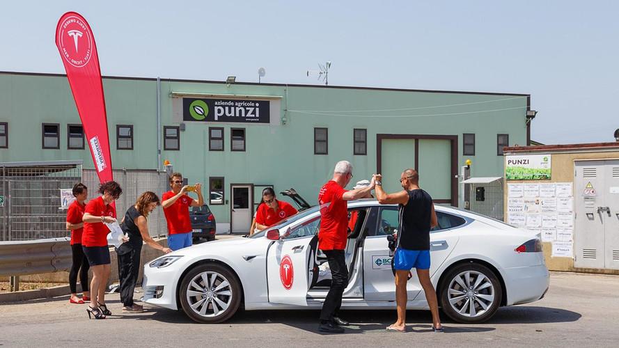 Új rekord született – 1000 km-nél is többet ment egy Tesla Model S