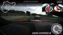 Jaguar F-Type SVR - Nurburgring