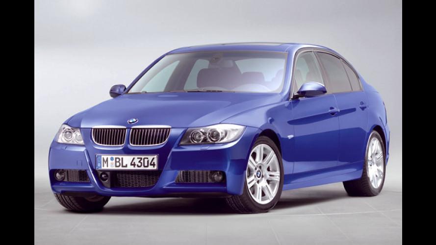 Heißer Dress für BMW: Scharfe Optik durch M-Sportpakete