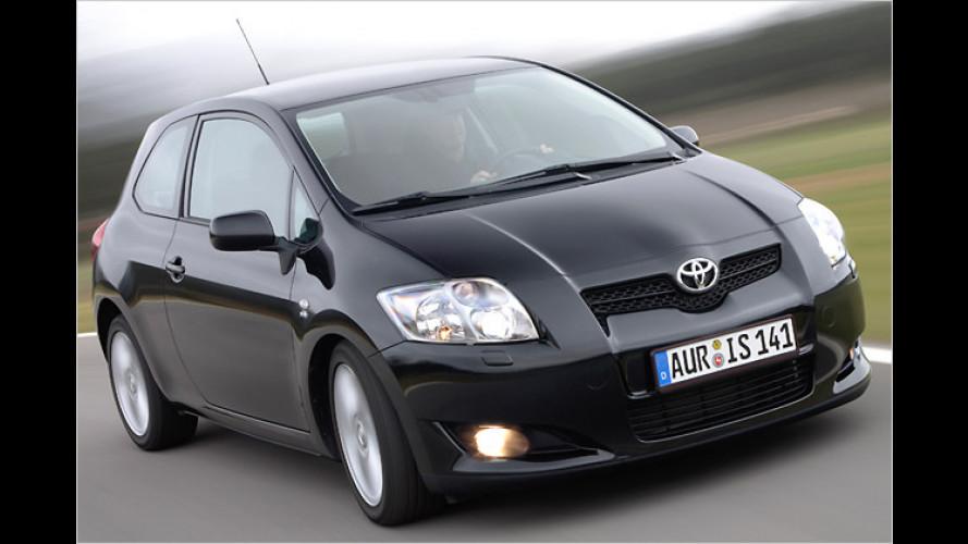 Toyota bringt eine neue Karosserievariante für den Auris