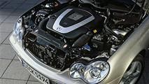 Mercedes C-Class: W203 Series