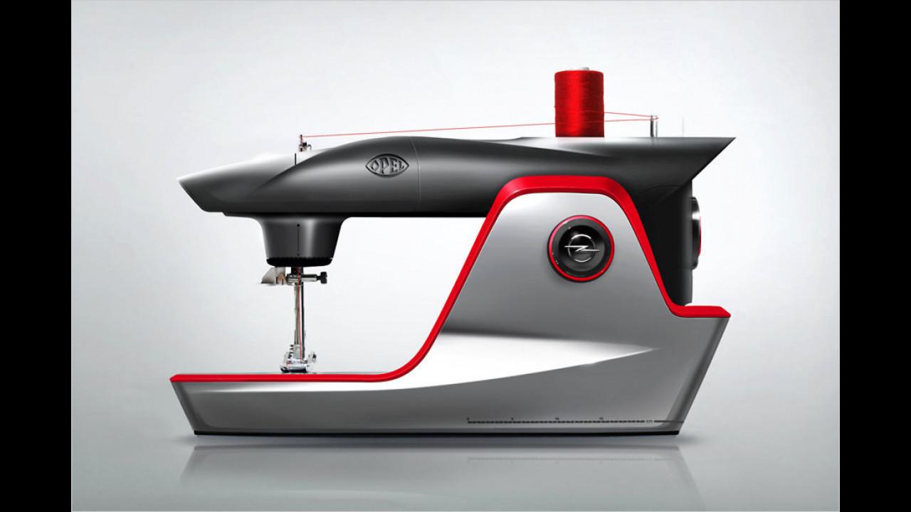 Opel: Die GT-Nähmaschine