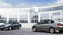 Renault Symbol/Thalia set to be Unveiled in Moscow