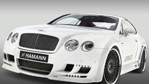 Hamann Imperator based on Bentley Continental GT Speed