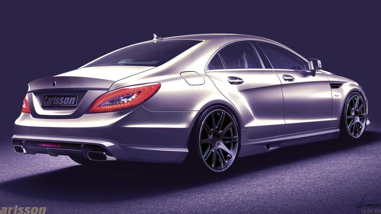 Mercedes-Benz CLS by Carlsson 22.12.2010
