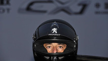 Peugeot EX1 concept setting EV performance records