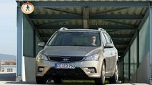 Kia Cee'd facelift revealed - debut in Frankfurt