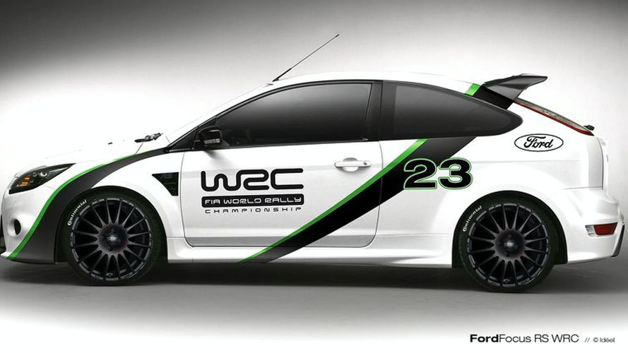 Ford Focus RS WRC Edition