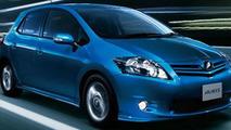 2010 Toyota Auris Facelift